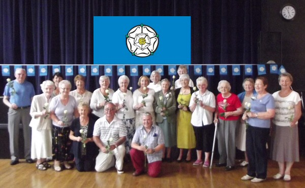Yorkshire Day coffee morning & tea dance in Beverley