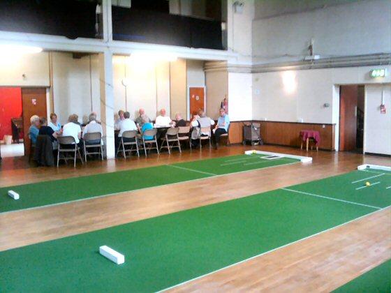 beverley indoor bowls, bowling, tea break